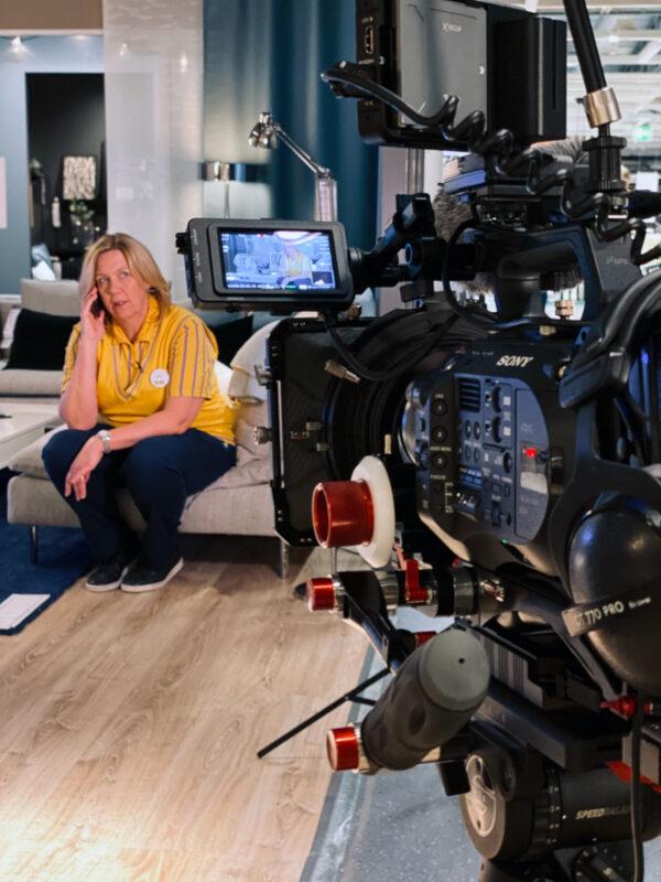Produktion av korta filmer till IKEA